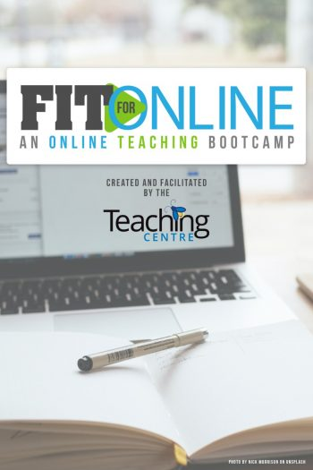 Cover image for Fit for Online Learning