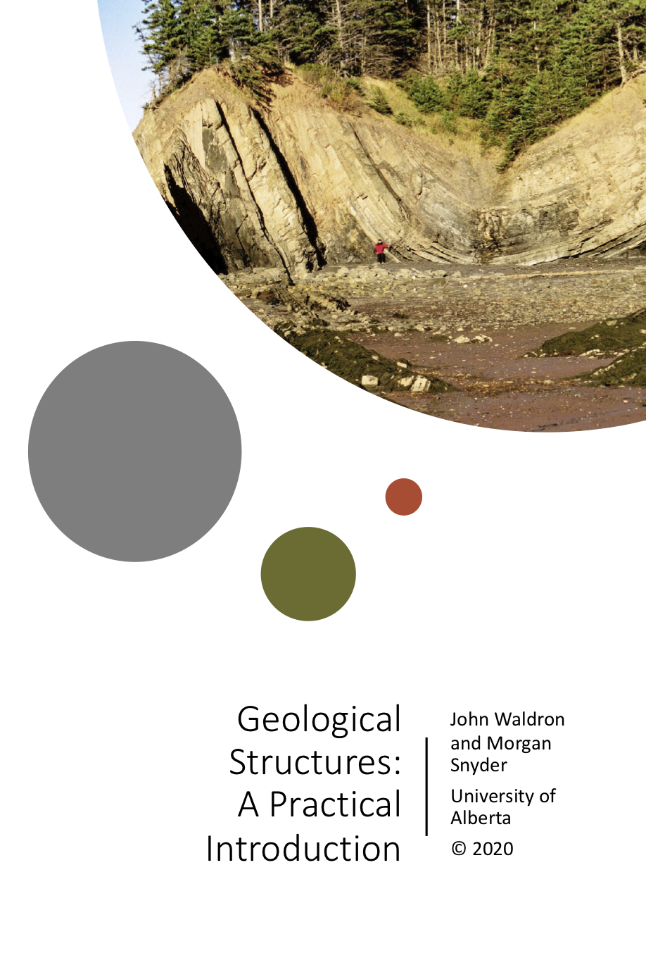 Cover image for Geological Structures: a Practical Introduction