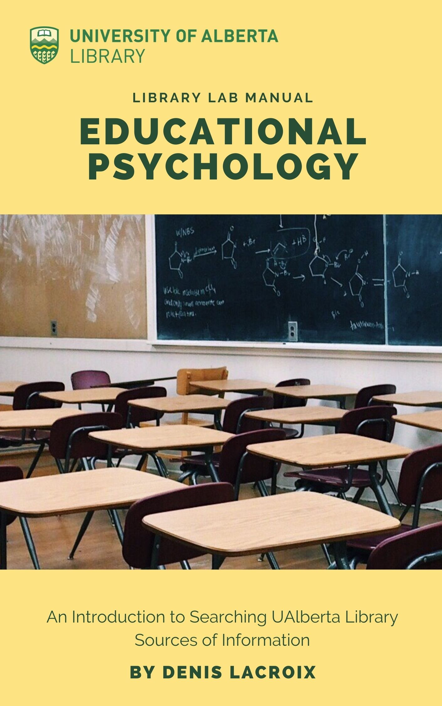 Cover image for Educational Psychology Library Lab Manual