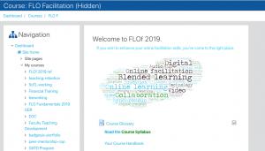 FLOf Main Course Screen