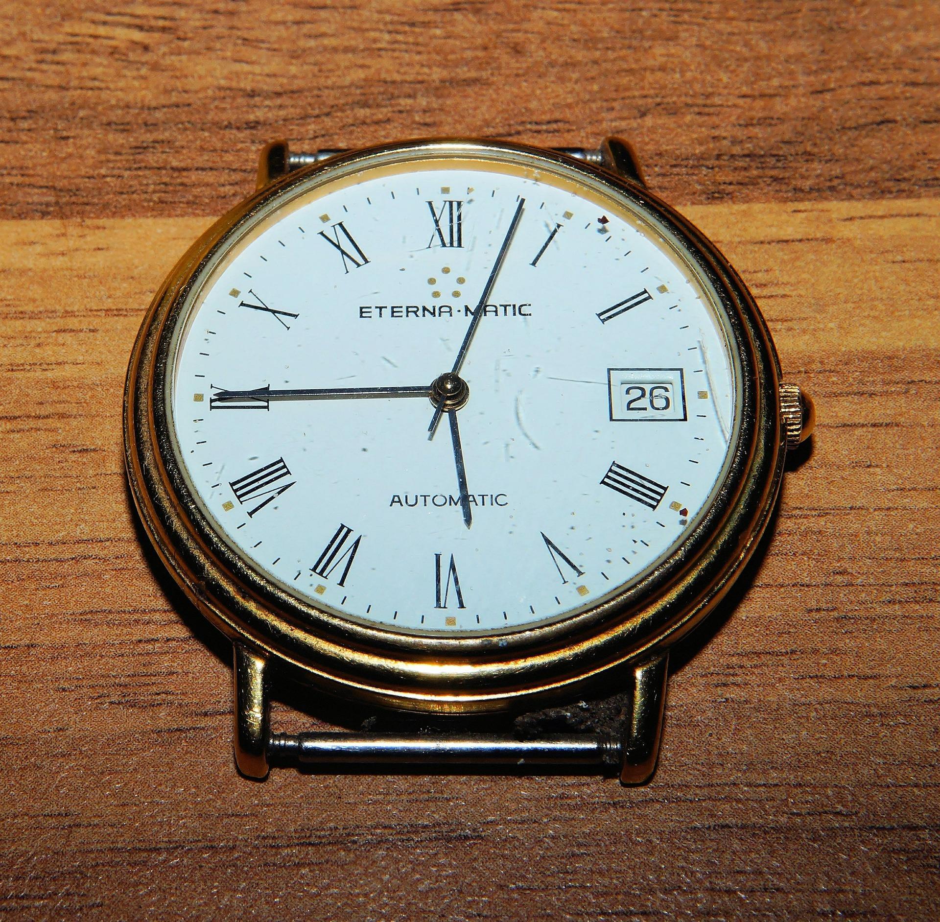 clock: 5:45
