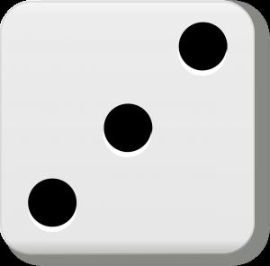 dice - 3