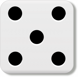 dice - 5