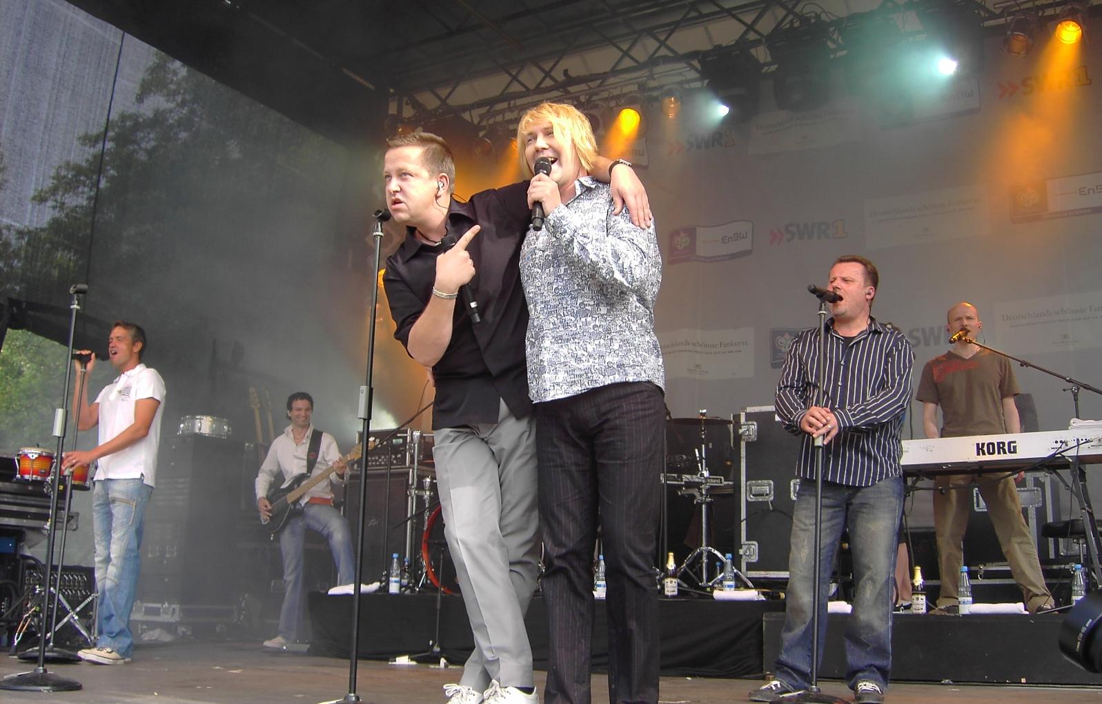 Die Prinzen in concert