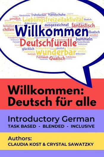 Cover image for Willkommen: Deutsch für alle